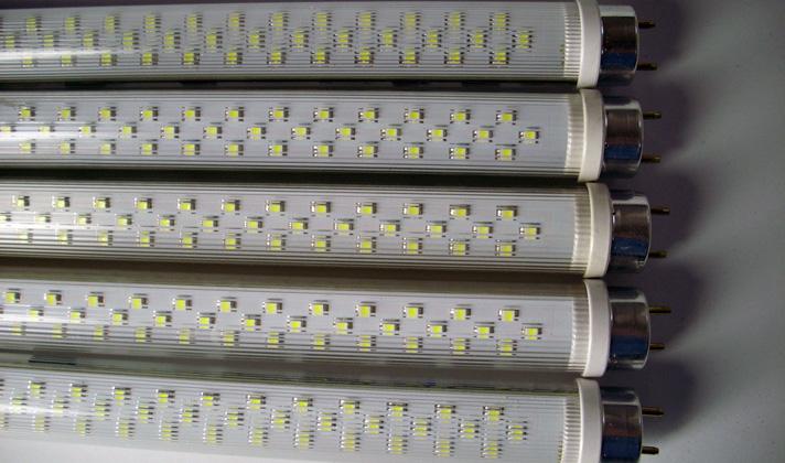 светодиодные лампы Т8, Т5, LED
