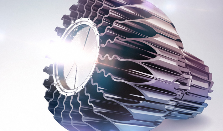 Промышленный светодиодный светильник LEDEL L-industry