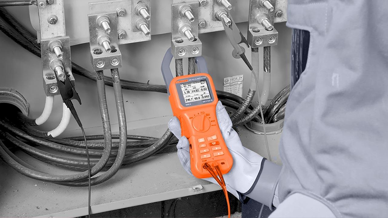 Элреди на современных приборах Fluke измерит ухудшение качества электроэнергии. Хотите устранить проблемы у себя? Звоните нам!