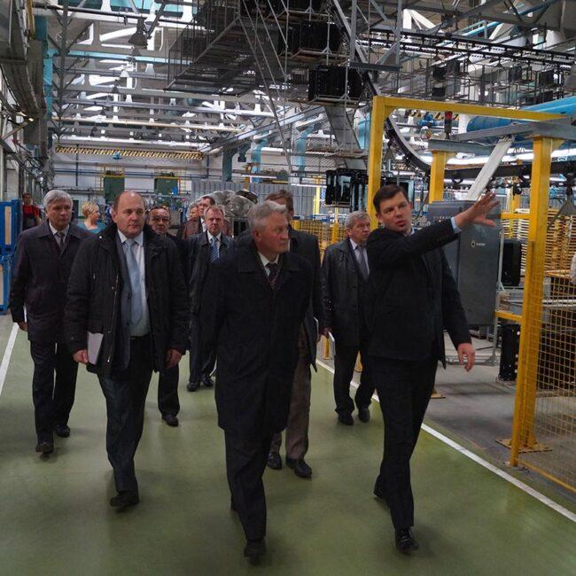 Купить в Минске недорого светодиодные светильники для склада можно в Элреди. Брестгазоаппарат уже заказал. Хотите так же? Звоните нам!