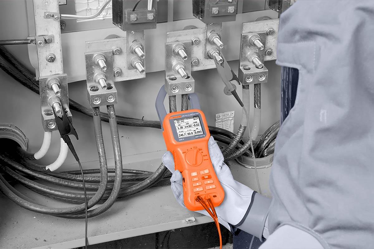 Наша компания может измерить показатели качества электроэнергии и предложить варианты по его улучшению