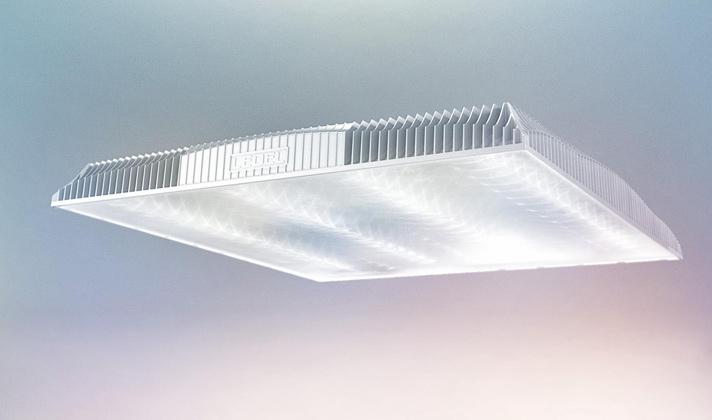 светодиодный светильник, Ledel, L-office 32