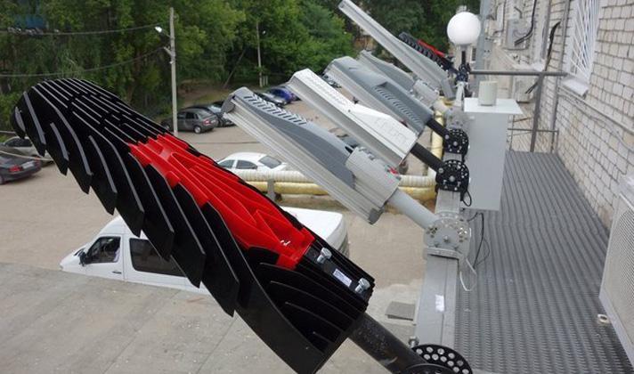 Светодиодный светильник улучшает энергосбережение