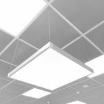 ADM4 38-50 Вт | Купить светодиодный потолочный светильник в Минске, аналог 4х18, 1х36, 2х36, 2х58, Hightech 38 Вт, ДПО, ДВО