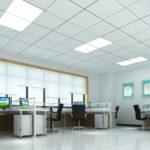 ADM4 38-50 Вт | Купить светодиодный потолочный светильник, аналог 4х18, 1х36, 2х36, 2х58, Hightech 38 Вт, ДПО, ДВО. Звони сейчас!