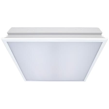 ADM7 34-50 Вт | Купить офисный светодиодный светильник в Минске, светильники 4х18, аналоги Operlux 34, Operlux 50. Звони!